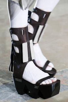 Rick Owens Spring 2015 Ready-to-Wear