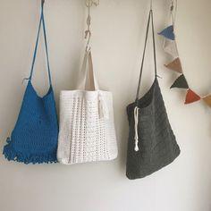 Crochet Clutch, Knit Crochet, Diy Fashion, Fashion Bags, Knitted Bags, Knit Bag, Boho Bags, Linen Bag, Beaded Bags