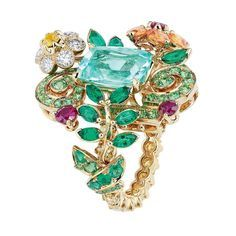 Regilla ⚜ 2017 Collection Of Jewelry Dior ♔ All Things