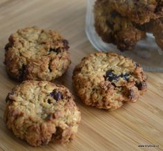 Muesli, Granola, Low Carb Recipes, Muffin, Goodies, Candy, Breakfast, Sweet, Desserts