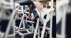 The guy who has no idea what the fuck he is doing. | 27 Of The Most Spectacular Gym Fails Ever