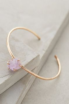 Ethereal Cuff by Alana Douvros #anthroregistry