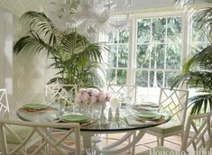 Palm leaf, Palm beach decor, Palm beach style, Palm Springs ...