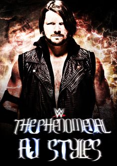 Stay Phenomenal and be A.J Styles Aj Styles Wwe, Chris Benoit, Wwe Pictures, Kevin Owens, Funny Video Memes, Seth Rollins, Professional Wrestling, Yesterday And Today, Wwe Superstars