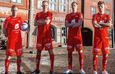 SK Brann 2021/22 Nike Home Kit