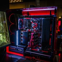 """#paxsouth #watercooling #pcmasterrace"""