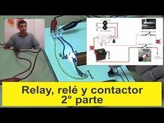 Relay, rele y contactor segunda parte...  Electricidad básica 12 - YouTube