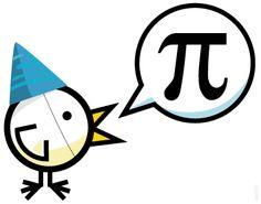 pi   ... é um número, sua mula. É sim pô! É o Pi, ó que bonitinho! (π