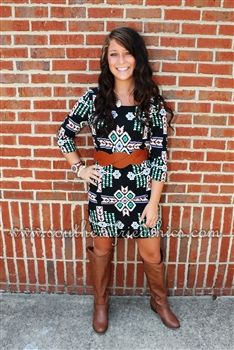 Southern Fried Chics has THE BEST clothes for all seasons!  Love this look!
