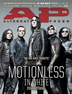 318.1 Motionless in White