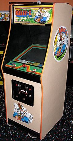 Rally x ( 1980 )