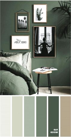 15 Earth Tone Colors For Bedroom Shades of Green Girls Bedroom Ideas bedroo Bedroom Colors Earth Green Shades tone Earth Tone Decor, Earth Tone Colors, Earth Tones, Earth Tone Bedroom, Living Room Decor, Living Spaces, Bedroom Decor, Ikea Bedroom, Bedroom Furniture