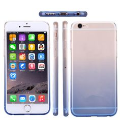 Find More Phone Bags & Cases Information about 0.6mm Ultra Thin Phone Cases For iPhone 6 Case For iPhone 6 7 6S Plus Transparent Gradient Color Soft TPU Cover 5 S SE 5S Capa,High Quality case for mobile phone,China phone cases best Suppliers, Cheap phone thin from Geek on Aliexpress.com