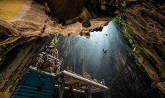 Las Cuevas de Batu en Malasia