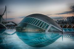 City of Arts & Sciences 3 by Mark Higham - Photo 132207749 - 500px