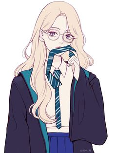24 Ideas For Wallpaper Harry Potter Wallpapers Deviantart Pretty Anime Girl, Beautiful Anime Girl, Kawaii Anime Girl, Anime Art Girl, Manga Girl, Ravenclaw, Character Art, Character Design, Harry Potter Wallpaper