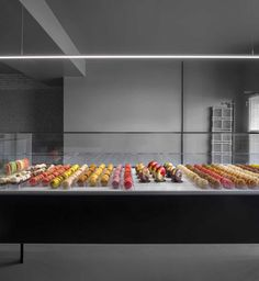Travel // Patisserie A La Folie, a contemporary pastry shop in Montreal Canada /