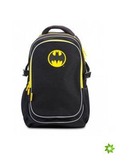 Batman/ORIGINAL - Školní batoh s pončem