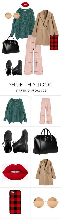 """""""stephany"""" by mihan22 on Polyvore featuring Essentiel, River Island, Givenchy, Samsung and Victoria Beckham"""