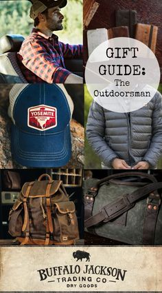 If you're looking for Christmas gift ideas for him this year, check out our 2017 Holiday Gift Guide for men. All the best men's gift ideas for guys who love rugged style and the outdoors.