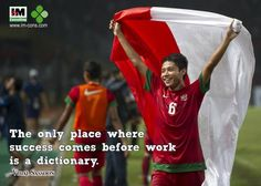 Success without work? Can I? #quotes #inspirational #motivation #HR #IMC #IMConsulting #indonesia #evandimas