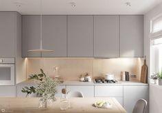 Kitchen Cabinets, Furniture, Home Decor, White Kitchens, Interior Design, Home Interior Design, Arredamento, Dressers, Home Decoration