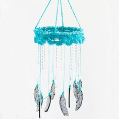Fine Feathers and Shimmering Jewels Project by Sarah Donawerth