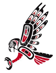 Haida hawk tattoo  ---Need extra cash? Click here:  http://www.earnyouronlineincomefast.com