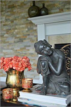 Buddha décor, global décor, interior styling, indian home décor, home décor #IndianHomeDécor, #IndianHomeDecor