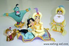 Aladin i Jasmin EXF001, Majmun FM039       (375,00 Din), Duh PVF       (1800,00 Din), Kralj SF007       (720,00 Din)