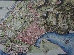 Carta antica della città di Savona 2