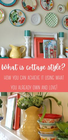 What is Small Cottage Style?