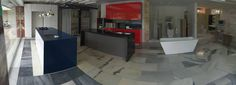 Here is the new shop of our customer Alcione Group with our ceramics. Love it!
