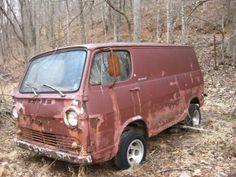 1968 GMC 1500 Handi Van