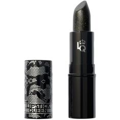 Lipstick Queen Black Lace Rabbit (31 AUD) ❤ liked on Polyvore featuring beauty products, makeup, lip makeup, lipstick, beauty, lips, black lace rabbit, filler, lipstick queen and lipstick queen lipstick