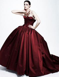 Zac Posen Resort 2013  ok... i don't know if its my daily style but it would be SO cool to have somewhere to wear this to!