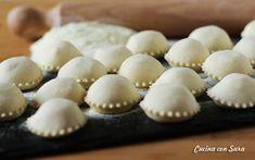 Ricotta Ravioli, Mini Cupcakes, Pasta Dishes, Pasta Recipes, Buffet, Garlic, Stuffed Mushrooms, Vegetables, Healthy