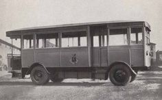 An electrobus from Lyon, whose batteries allowed for journeys of 125 km without recharging. Figure 40 from 'Celebration du centenaire de Gaston Plante, 1834-1934' (1934). Plante was a French physicist who invented the lead-acid battery in 1859. IET Archives NAEST 45/521 page 43.