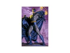"DC Batman ""Avenger of the Night"" by Glen Orbik - The Incredible Art Gallery"