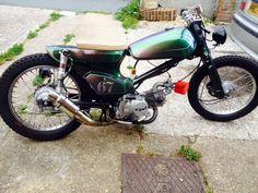 honda c70 c90 yx140 engine custom cub | eBay