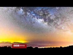 Video mostra movimento da Via Láctea - YouTube