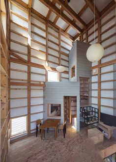 Eccentric Japanese home built from nine intersecting cubes - Curbed