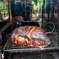 """The cut of pork shoulder is often called, """"Boston butt"""" or """"pork butt."""" Don't be fooled; this meat comes from nowhere near the rear. The name, instead, relates to how the cut was packed in colonial America. Pulled Pork Smoker Recipes, Pellet Grill Recipes, Smoked Pulled Pork, Smoked Meat Recipes, Smoked Brisket, Pork Recipes, Bbq Pork, Sausage Recipes, Barbacoa"""