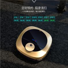 Robotic Vacuum Cleaner Room for home ,wifi and APP, household vacuum cleaning robot wet and dry vacuum cleaner