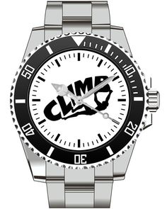Mens Watch Ø 40 mm 3 ATM Water Resistant Adjustable Metallband with safty closure Quality movement Kaliber Scratchproof mineralglass Rolex Watches, Watches For Men, Rock Climbing, Etsy, Shopping, Vikings, Clock, Gift, Scale Model