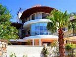 Holiday Villa in Kalkan, Mediterranean Region, Turkey TK4229