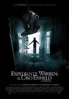 ~ Expediente Warren: El caso Enfield - The Conjuring 2 ~ [ 6,5 ] Arenas Multicines, 17/06/2016
