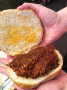 Pulled Pork Sandwich recipe