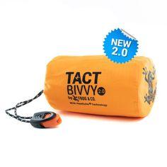 TACT BIVVY® 2.0 EMERGENCY SLEEPING BAG Survival Prepping, Emergency Preparedness, Survival Gear, Survival Skills, Survival Store, Emergency Kits, Tent Camping, Camping Gear, Camping Outdoors