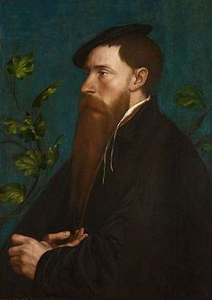 Hans Holbein Le Jeune, Hans Ulrich Obrist, List Of Paintings, Hans Holbein The Younger, The Royal Collection, Lake Art, Oil Portrait, Portrait Paintings, Portraits